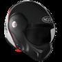 ROOF Helmet Boxxer Carbon Silver