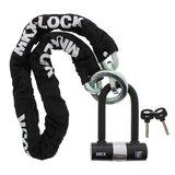MKX-Lock Kettingslot ART4 120cm lang schrijfremslot_